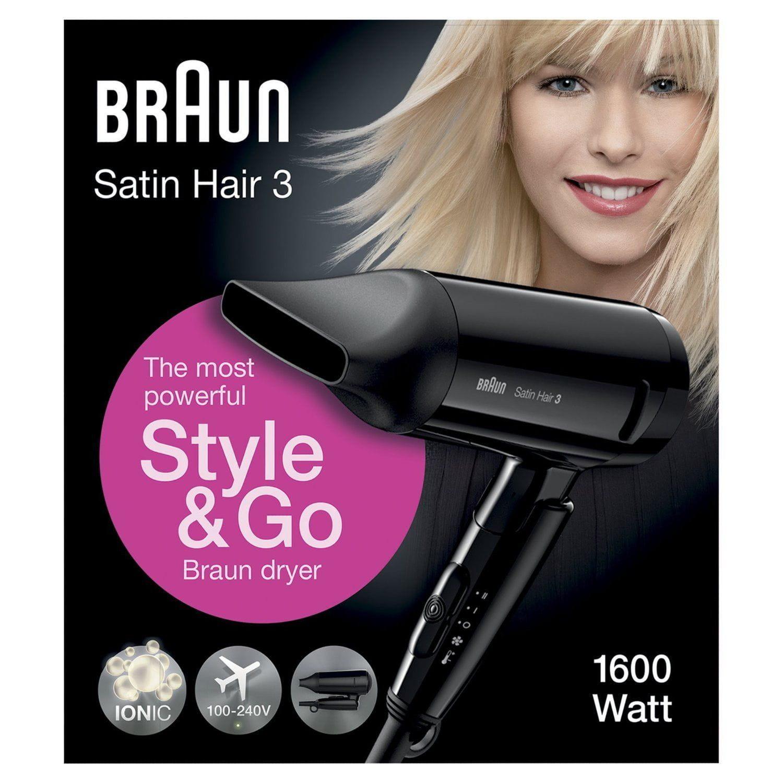 Braun Filter Satin Hair Original Ersatzteil für Braun Föhn Haartrockner